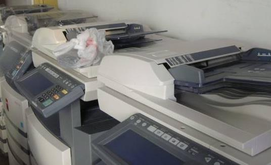蓬江区夏普复印机回收优质厂家