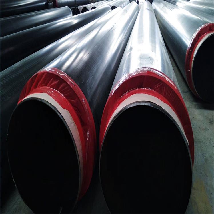 辽源-保温管-预制直埋钢套钢保温钢管-亿金