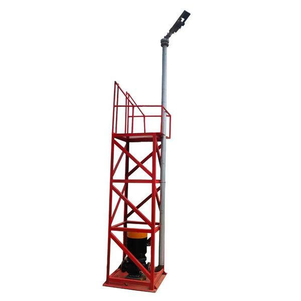 九江:工地高压除尘炮塔高射炮—沙场矿区喷淋降尘塔炮机
