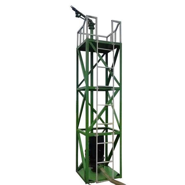 辽源 环保全自动喷水降尘水炮机 煤场高塔式远程喷淋机