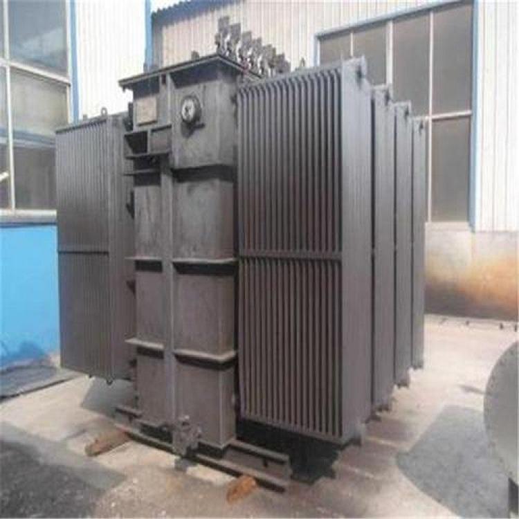 中山阜沙镇废旧变压器回收电力设备拆除回收公司