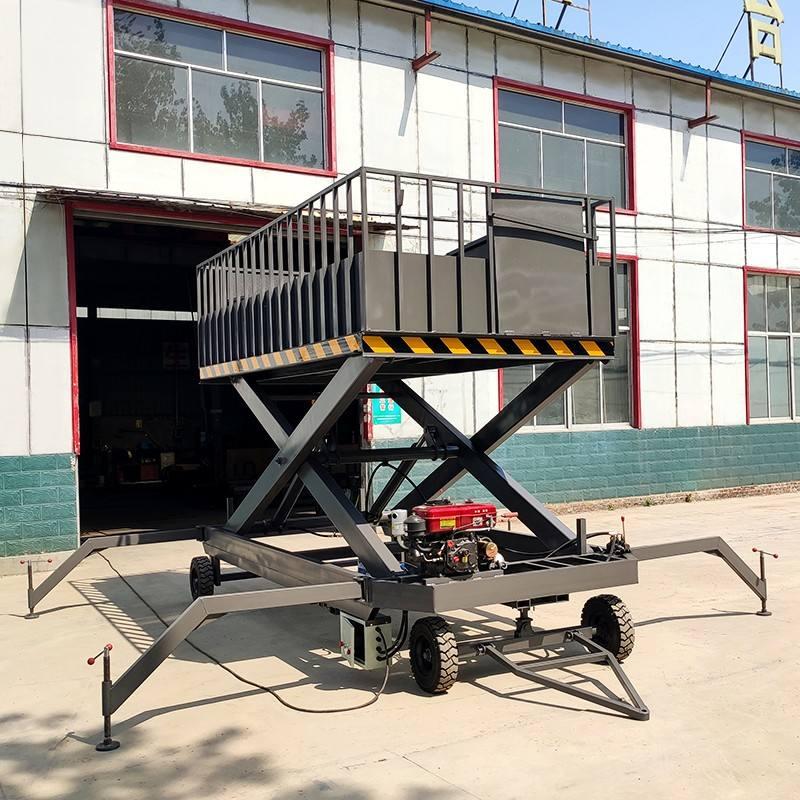 恩施SJD型号导轨升降货梯九江1吨6米厂房货梯报价