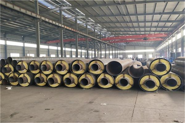 伍家岗城镇供暖用保温管道专业生产厂家