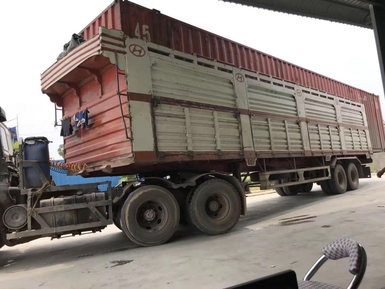 衢州到顶山汝州机器设备运输9.6米高栏车