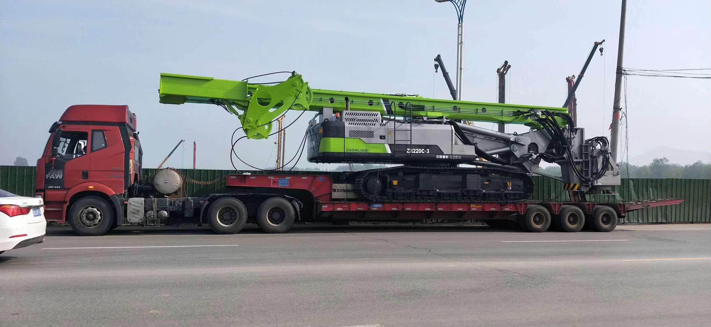 广州海珠到陕西西咸4米2高栏车@大件运输