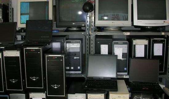花都区旧电脑设备回收附近