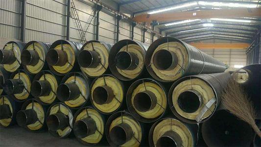 安徽六安直埋蒸汽保温管道充分资格