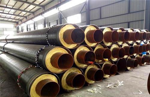 六枝钢套钢直埋蒸汽管生产厂家