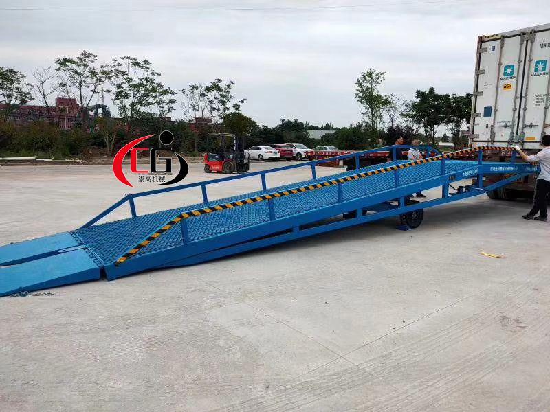 贵州省毕节市物流卸车平台 移动式保证品质