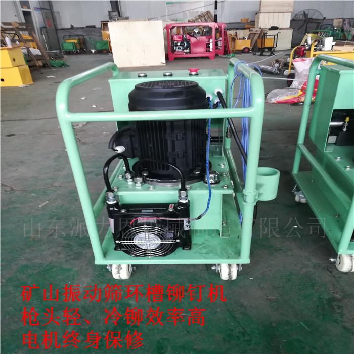 湖南长沙振动筛液压环槽铆钉机 2021新款
