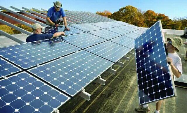 肇庆市专业的太阳能组件回收