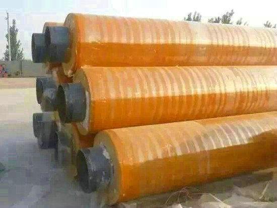 直径900*12聚氨酯保温螺旋钢管钢管价格河源龙川