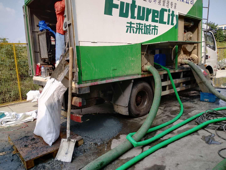 衢州市开化县清理调节池填料服务公司&