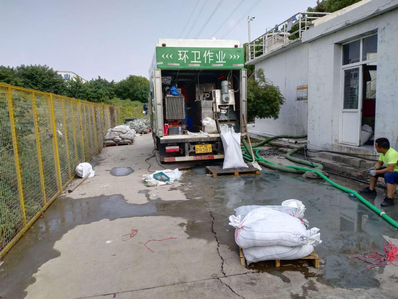 无锡市新吴区鸿山街道下水道清淤专业公司