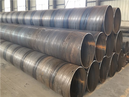 供热用螺旋钢管700mm价格一米多少钱