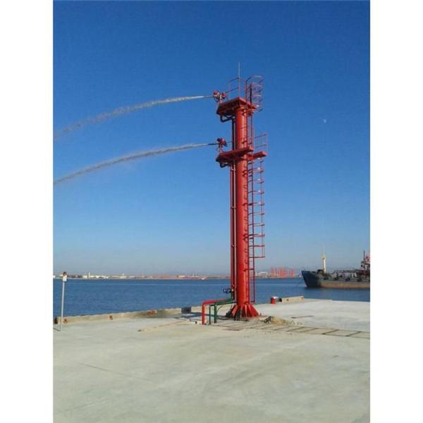 梅州 高压炮塔喷淋 建筑工地全自动喷淋水炮