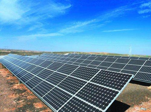 古城区正规太阳能组件回收大图