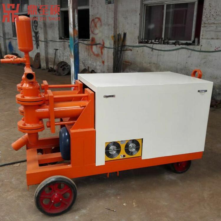 广饶双液注浆泵200型液压砂浆泵大扬程
