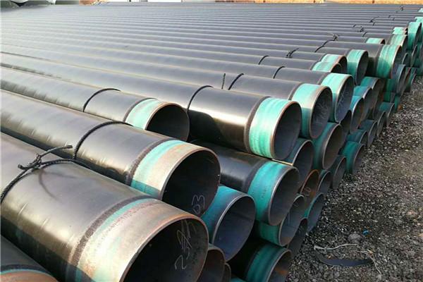 莱芜外PE内PE防腐钢管生产工艺