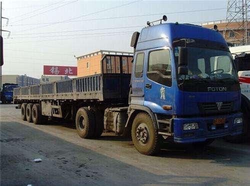 有惠州龙门到安徽宿州13米高栏车回头车运输