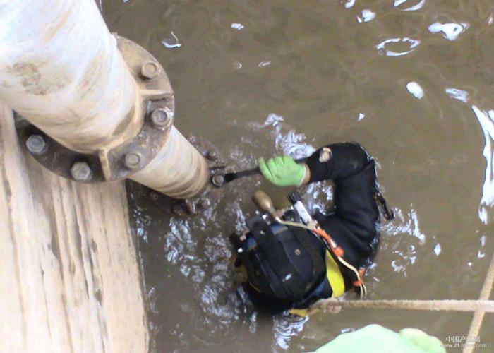 成都市水下摄像录像检查公司——桥桩检测