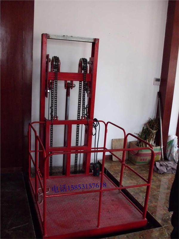 山东载货升降货梯 小型升降货梯哪里有