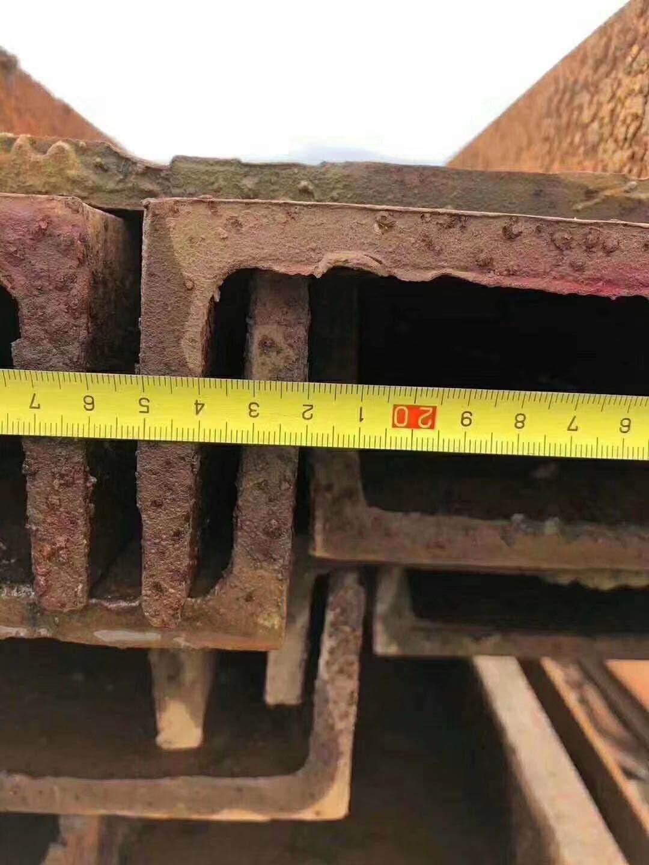 珠海斗门槽钢高价回收公司