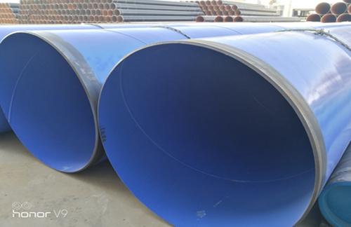 富县--φ529环氧树脂复合钢管厂家敢承诺