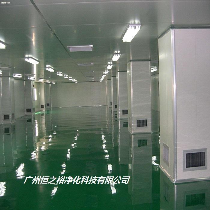 惠州实验室无尘车间报价