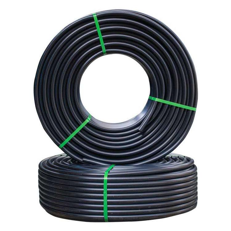 秀峰供水管一般用什么管材pe管的安装价格大概是多少