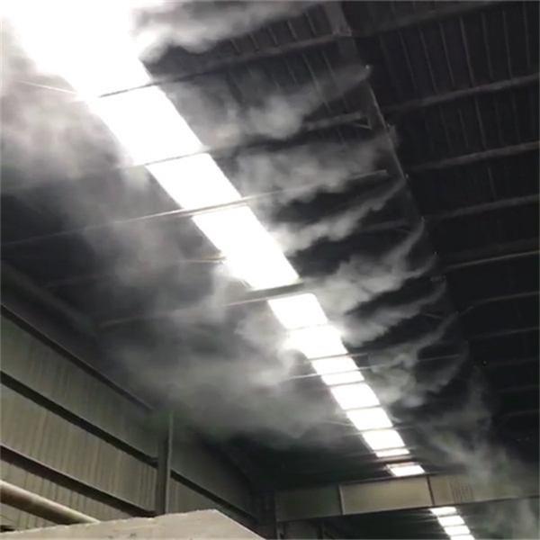 江西九江工地全自动围挡喷淋系统
