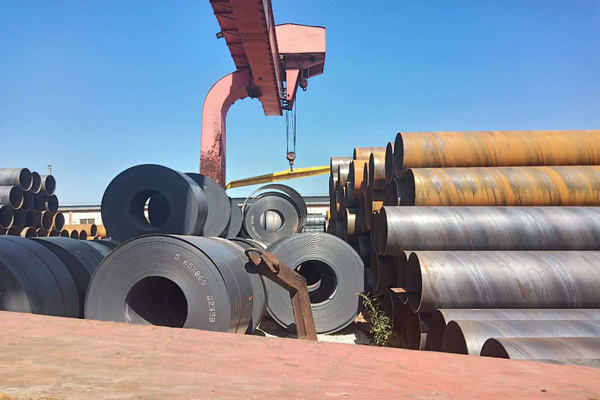Q235B螺旋埋弧焊钢管经营公司