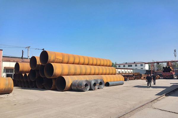 dn400埋弧焊钢管郑州经营公司
