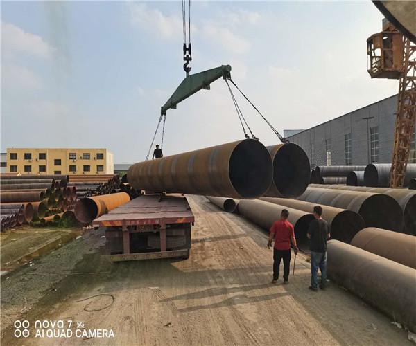 刚刚更新:桥梁打桩用325螺旋钢管一米价格多少钱-鄂州市