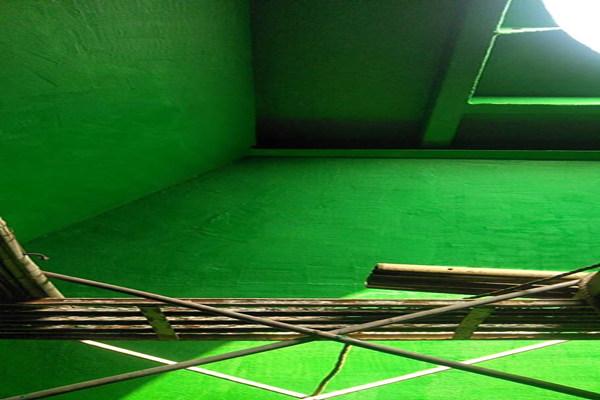 湿电设备防腐施工玻璃鳞片衬里+樟木头907树脂涂料