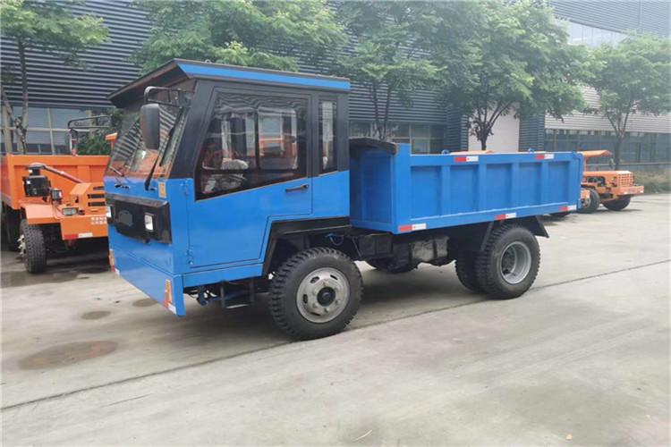 成武县矿用KA5吨 运输车矿山运输车{附加变量
