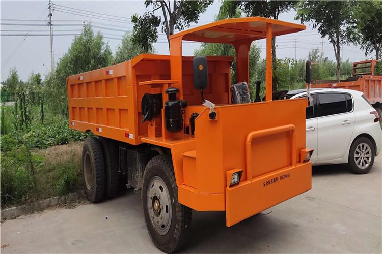 怒江傈僳族自治州16吨、矿用四不像井下自卸运输车{品质保证}、厂家