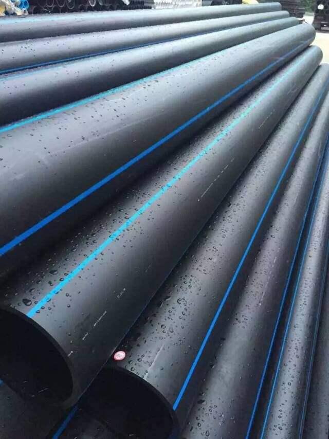 滁州市凤阳县PE大口径给水管多少钱一米