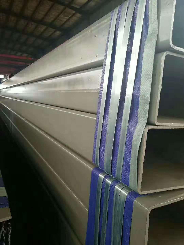 优质Q235B镀锌方管Q355D镀锌方管现货库存