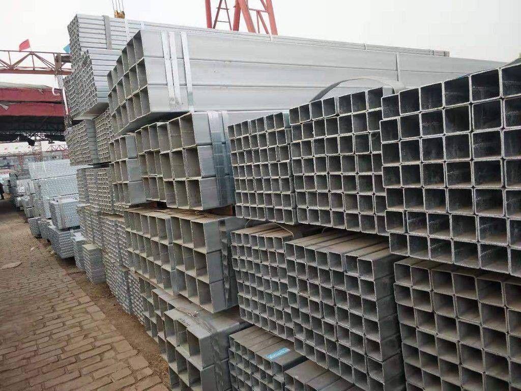 Q355B方管500*400镀锌方管厂家供应