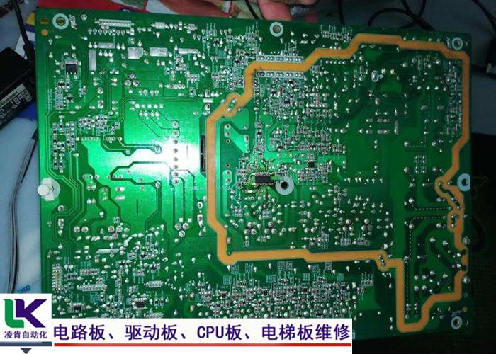 东华注塑机电源板烧了维修站 电路板维修中心