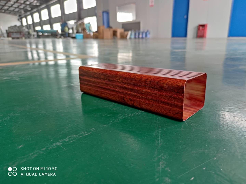 铁岭调兵山Pvc成品檐槽材质选择