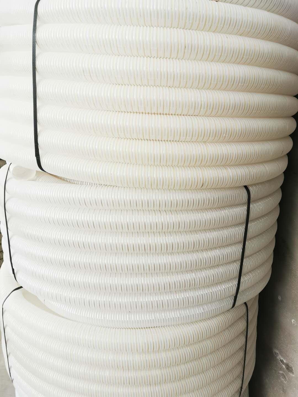 莲都区PE单壁打孔波纹管生产商
