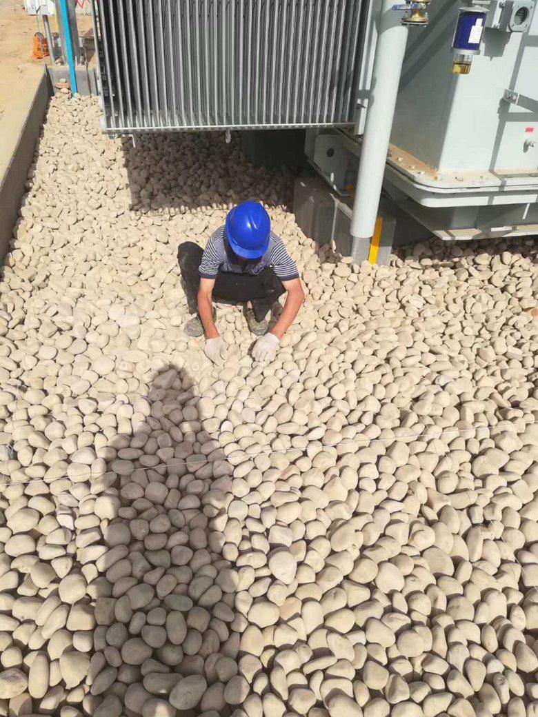 合肥鹅卵石滤料_变电站用垫底鹅卵石来电咨询
