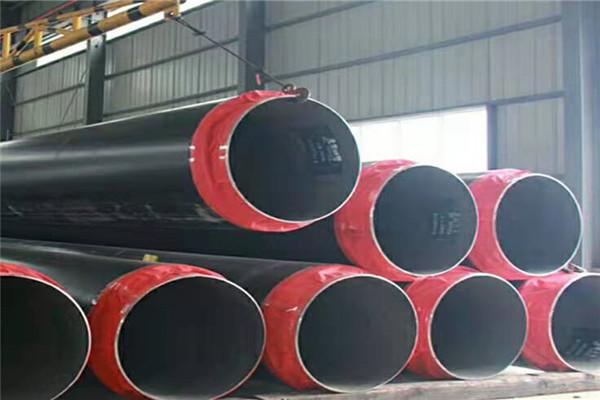 永新地埋聚氨酯保温管哪里有生产厂家