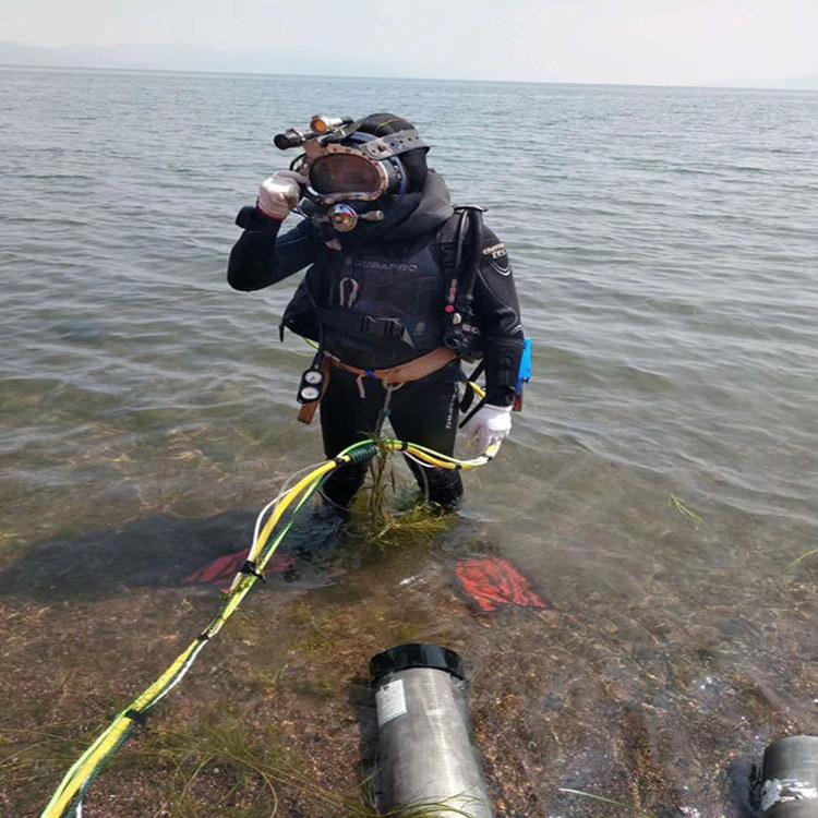 葫芦岛市蛙人打捞队一实力派潜水作业队