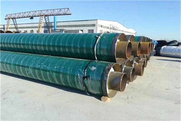 兴山大型蒸汽钢套钢保温管厂商