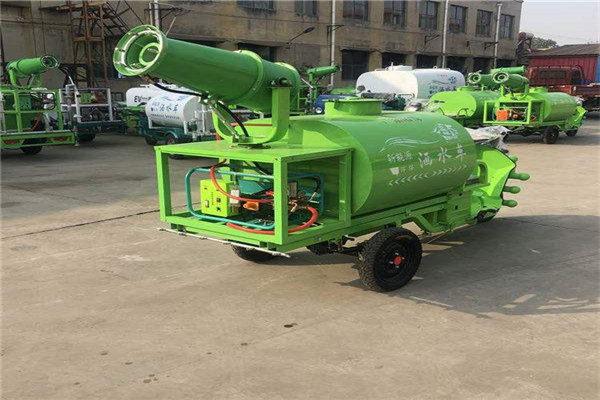 资讯:阳泉 小型新能源雾炮车 1吨小型电动洒水车 低价格