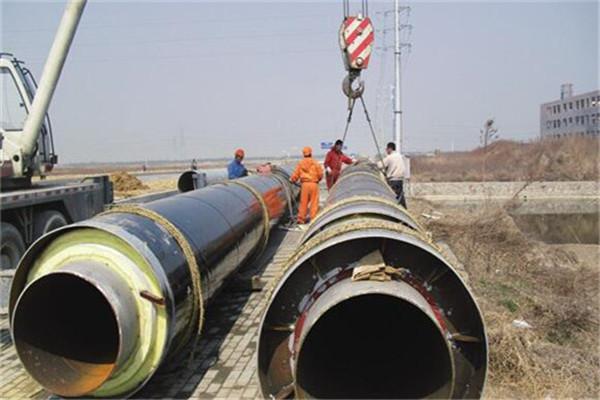 松滋钢套钢直埋蒸汽保温钢管生产厂家