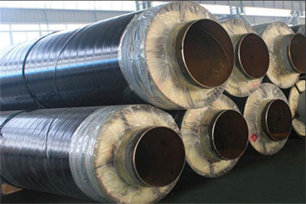 宣恩架空钢套钢蒸汽保温管厂家